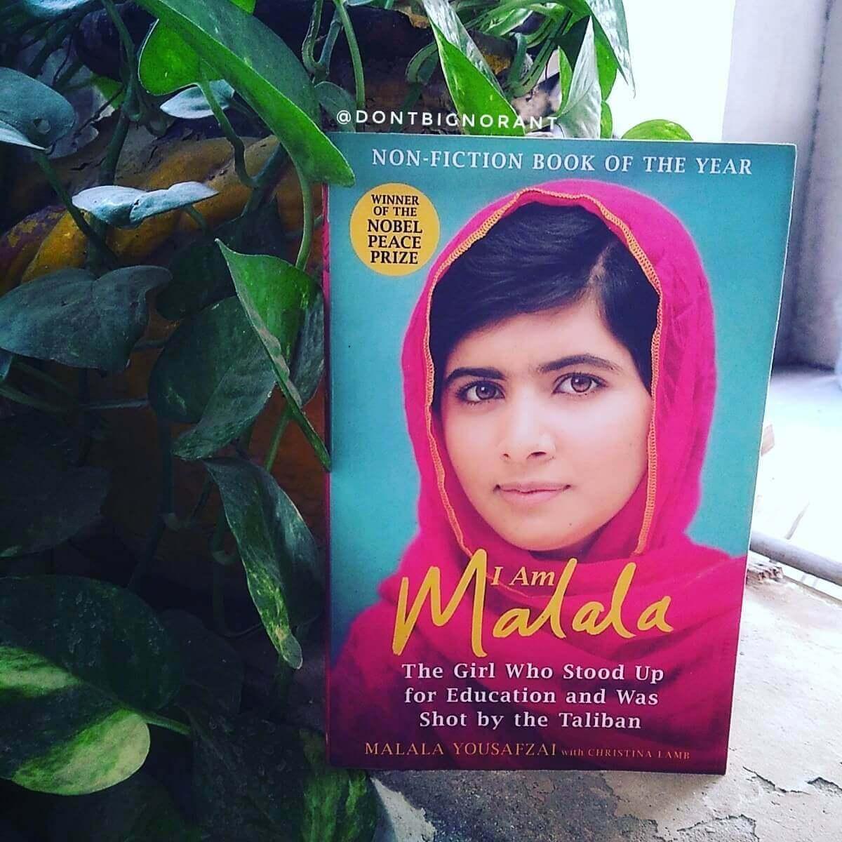 Malala Yousafzai : The Girl Who Was Shot By The Taliban ...